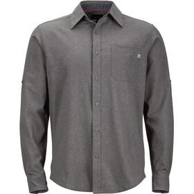 Marmot Windshear Miehet Pitkähihainen paita , harmaa